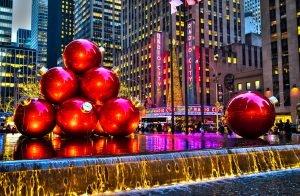 New York Weihnachtsshopping
