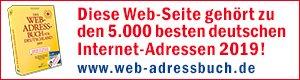 Die besten deutschen Internet-Adressen 2019