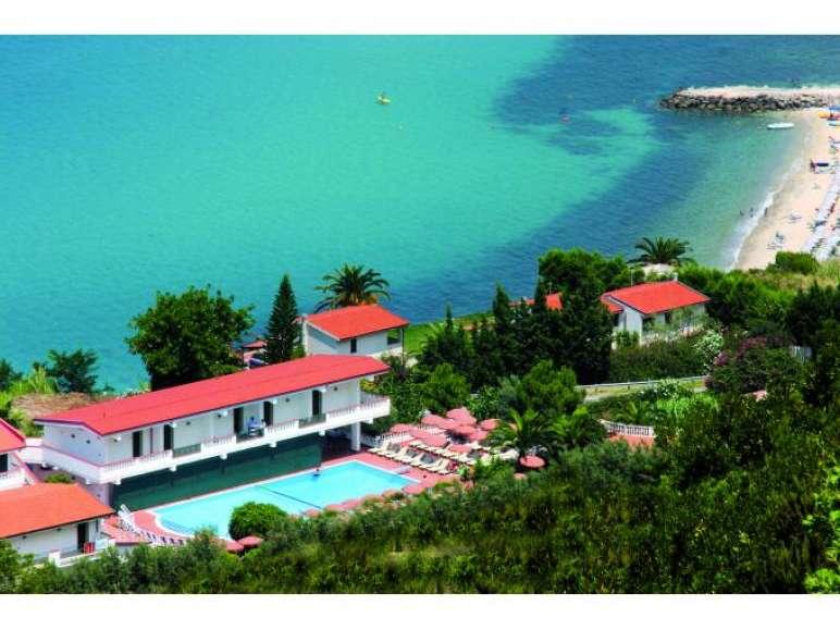 Hotel Santa Lucia in Parghelia