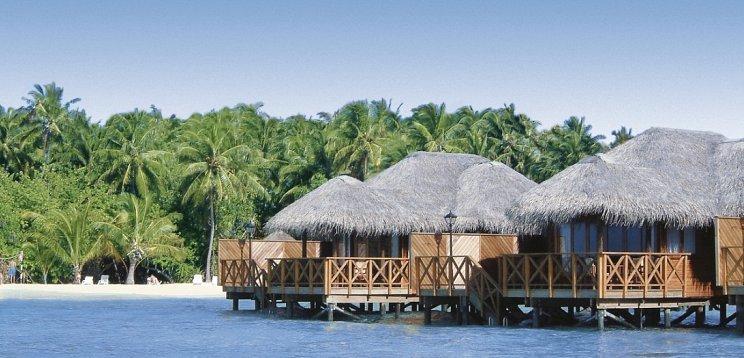 Filhalhohi Island Resort - Wasserbungalow