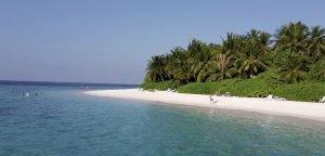 Filhalhohi Island Resort - Strand