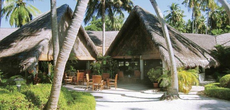 Filhalhohi Island Resort - Gartenbungalows