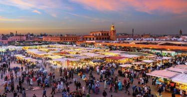 Gewinnspiel Marrakesch