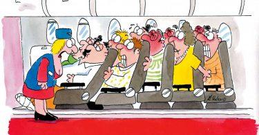 Billigflieger - Service, Komfort