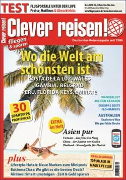 Clever reisen! 4/19
