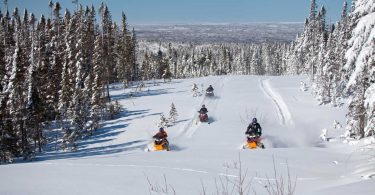 Kanada Wintererlebnis