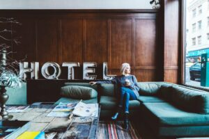 Hotelbuchung Corona